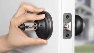 Kitchener Door Lock Parts