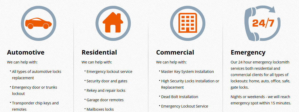 Vaughan Common Locksmith Services